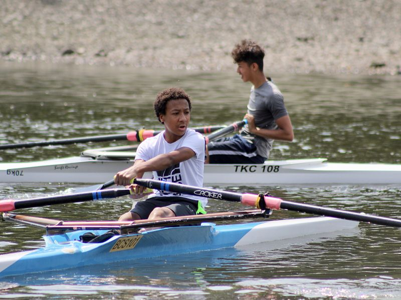 Summer Junior Rowing Camps