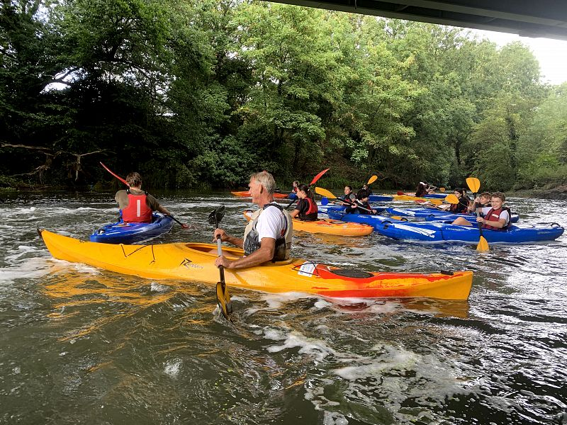 Summer Half Term Junior Paddle Camp